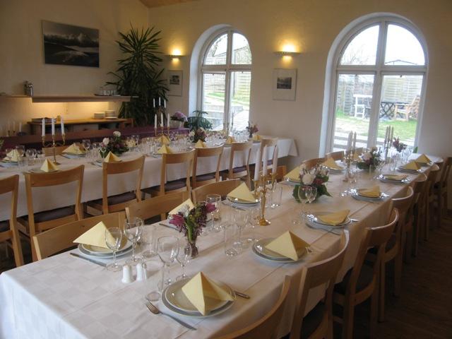 :Fest i spisesalen
