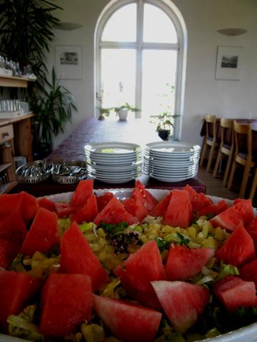 Lækre salater af friske råvarer